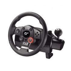 Logitech GT Gaming Wheels Console for PlayStation