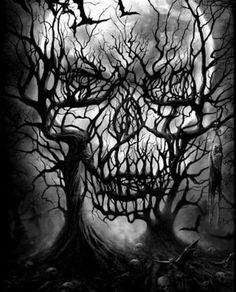 Diamond Embroidery Horror ghost skull Full Square/Round Diamond Mosaic Diamond Painting Picture Rhinestone Landscape Home Decoration Dark Fantasy Art, Dark Art, Arte Horror, Horror Art, Funny Horror, Skull Tattoos, Body Art Tattoos, Key Tattoos, Foot Tattoos