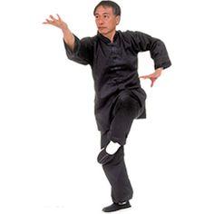 TigerClaw Black Kung Fu Uniform