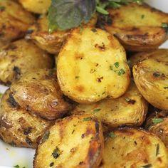 Grill-Roasted Rosemary Potatoes