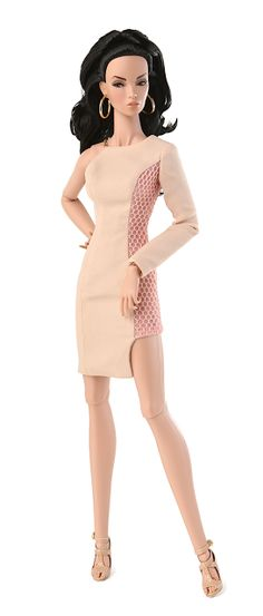 ITBE Forward | FR16 | Collecting Fashion Dolls by Terri Gold: Integrity Toys Basic Edition 16-Inch Capsule Collection