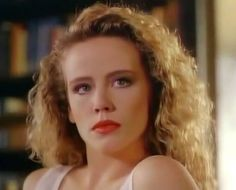 Amanda Peterson in I Posed for Playboy TV movie.
