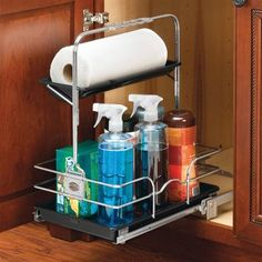 Shop Rev-A-Shelf  5WB2 Double Wire Basket at ATG Stores. Browse our cabinet organization, all with free shipping and best price guaranteed.