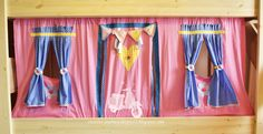 handmade curtains for kid bed! Kids Curtains, Kid Beds, Kids Room, Handmade, Room Kids, Hand Made, Child Bed, Child Room, Kid Rooms