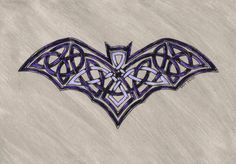 deviantART: More Like Celtic Knot Zoomorphic- Rats by realitysquared
