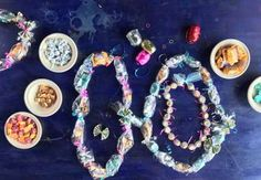 Julie and Courtney make candy-filled leis to gift to your grads. This video originally appeared on Facebook Live on May 30, 2017.