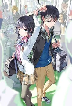 I mean I ship them but tsunderes can be little annoying especially this one. Masamune-kun no Revenge