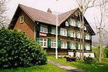 Gruppenhaus Frohmatt - Wildhaus - SG www.gruppenhaus.ch