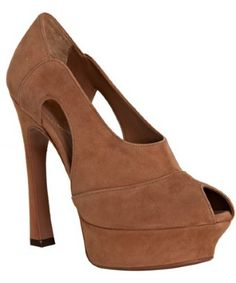 Perfect Tan Shoes
