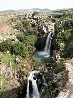 Israel Forever Saar Falls, Israel