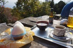 November 24, 2012  高尾山  Mt. Takao    Lunch Time!
