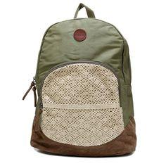 Roxy Bombora Backpack Accessories (Deep Lichen Green)