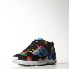 b4c25ad0b5d3 adidas - ZX Flux Schuh Schwarze Adidas, Adidas Zx Fluss, Stylus, Schwarze  Schuhe