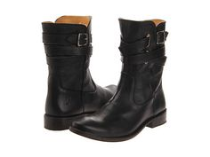 Frye Shirley Strappy Short~New fall boots