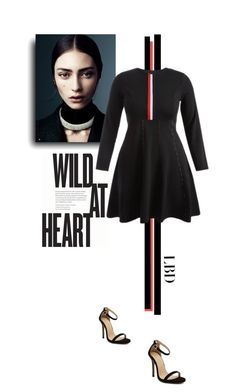 Wild at heart by theitalianglam on Polyvore featuring polyvore fashion style clothing LBD trends