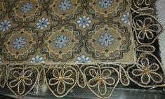Rugs, Home Decor, Embroidery, Farmhouse Rugs, Decoration Home, Room Decor, Home Interior Design, Rug, Home Decoration