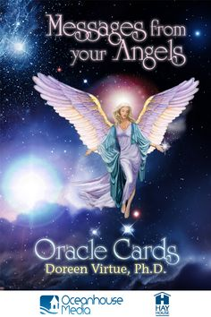 Messages from your Angels Oracle Cards - Doreen Virtue <3