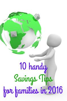saving tips for families in 2016. is one of your new years resolutions to save more? her e is a handy saving tips guide