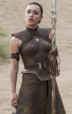 The Red Viper made quite an impression last season on 'Game of Thrones,' and this season, his daughters are looking to follow in his footsteps. This week, we were introduced to the Viper's bastard daughters, the Sand Snakes, led by Oscar nominee Keisha Castle-Hughes as Obara.