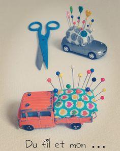 Du fil et mon...: Voodoo Car : Le retour