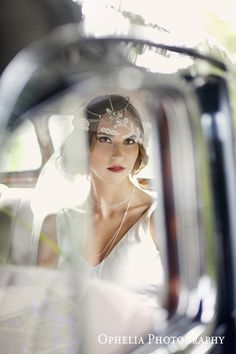 Veil by Adorn Atelier - Vancouver Island Wedding Accessories Photo by Ophelia Photography Great Gatsby Wedding, Our Wedding, Dream Wedding, Gatsby Theme, Wedding Dreams, Victoria Vancouver Island, Victoria Wedding, Wedding Hair And Makeup, Island Weddings