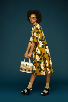 Orla Kiely Spring 2018 Ready-to-Wear  Fashion Show Collection