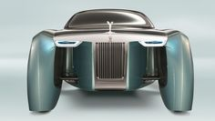 Rolls-Royce Vision Next 100 concept  #RollsRoyce #Concept #Car #Modern