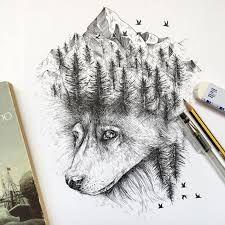 doğa ve insan çizimleri ile ilgili görsel sonucu