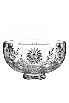 Irish Wedding Legend Give A Waterford Crystal Bowl With