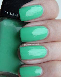 Illamasqua - Nomad nails