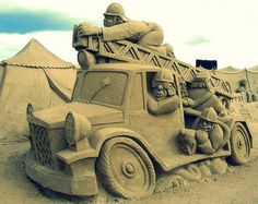 Sandworld Circus | Flickr - Photo Sharing!