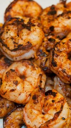Delicious and easy Cajun shrimp
