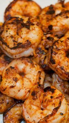Delicious and easy Cajun shrimp