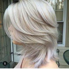 Platinum blonde / white blonde / opal hair / lavender hair / mermaid hair / silver blonde