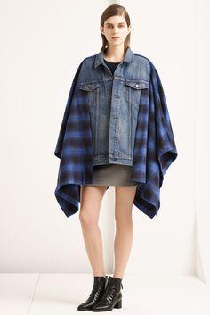 jean jacket cape