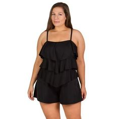 b6547434008 27 Best Plus Size Swimsuit Cover Up images | Plus size outfits, Plus ...