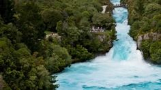 Huka Falls   NZ's Most Visited Natural Attraction   Great Lake Taupo