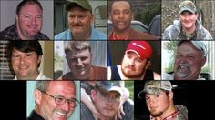 Eleven men were killed when the Deepwater Horizon oil rig exploded on April 20, 2010. Five years later, their families -- mothers, fathers, siblings, wives and children -- soldier on without them and hold tight to their memories. Click through the gallery to learn more about each man.