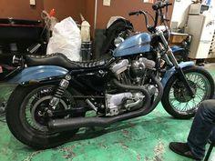 Victory Motorcycles, Cars And Motorcycles, Custom Harleys, Custom Bikes, Sportster Cafe Racer, Iron 883, Harley Davidson Sportster, Bike Art, Modified Cars