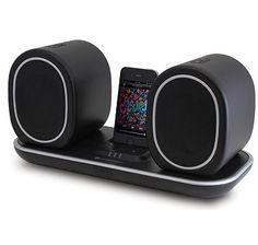 Hip Street Wireless Indoor/Outdoor iPhone & iPod Docking Speaker System  #ilovetoshop