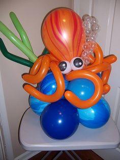 12 increíbles decoraciones con globos que te sorprenderán