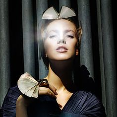 OPAQUE GLITTER:  Supernova.. www.fashion.net