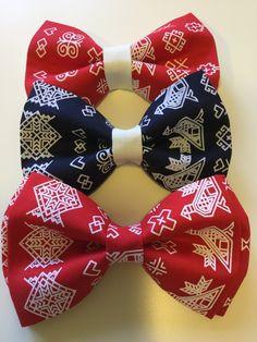 Hand made Bow ties