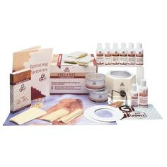 GiGi Pro 1 Professional Estheticians Waxing Kit