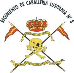 """RCLAC 8- Regimiento de Caballería Ligero Acorazado """"Lusitania"""" Nº 8"""