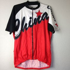CYBER SALE Health Goth Vintage Cycling Jersey by TheThriftCat