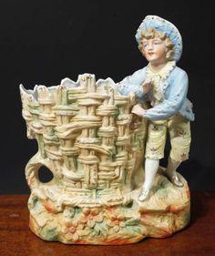Victorian Porcelain Figure