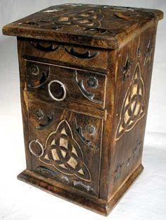 Cool Celtic Knot Box