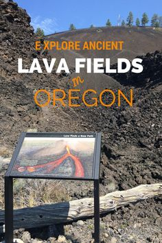 Surprise, surprise, you can explore ancient Lava Lands in Oregon at the Newberry Volcanic National Monument.