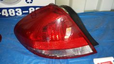 "2000-2003 Ford Taurus Left Tail Light.  OEM.  Used.  Good, working condition.  Asking $50.00  Quality Auto Salvage 14955 Westwoods Rd. Wright City, MO 63390 1(800)483-8921 qualityautosalvage.com ""LIKE"" us on Facebook! Follow us on Twitter ""at"" Salvage_Quality"